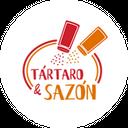 Tártaro y Sazón background