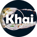 Quinto Khai Sushi background