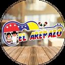 El Arepazo background