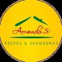 Amanda Arepas y Shawarmas background