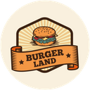 Burger Land background