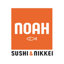 Noah sushi background
