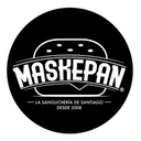 Maskepan background