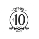 Café del 10 background