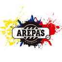 Arepas Food and Shop background