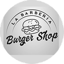 La Barberia Burger and Coffee background