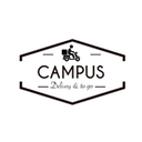 Campus delivery & to go background