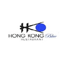 Hong Kong Blue background
