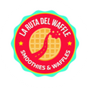 La Ruta del Waffle background