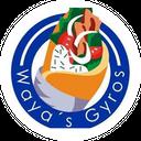 Wayas Gyros Santiago background