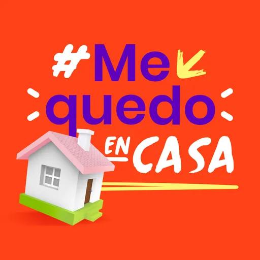 #MeQuedoEnCasa