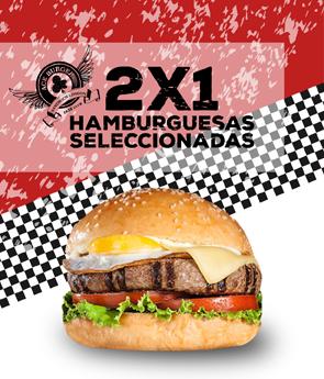Ace Burger 2x1