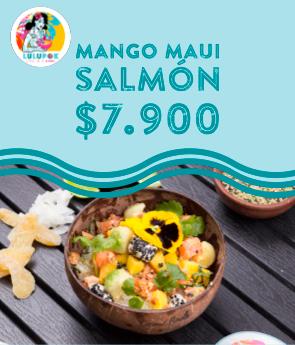 Mango Maui Salmon