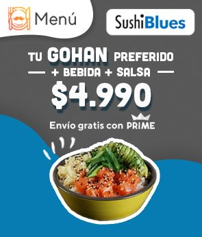 sushi blues lunch