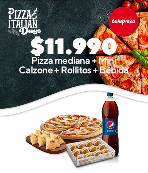 Pizza Days Telepizza
