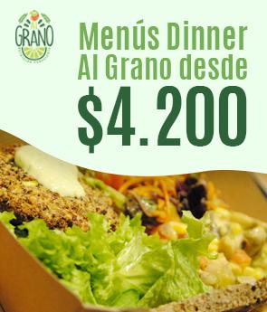 DINNER AL GRANO