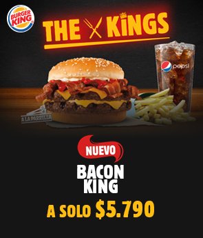 The Kings Nuevo Bacon King a solo $5.790